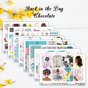 full deluxe kit in chocolate